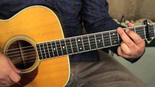 Jack Johnson - Angel - Easy Acoustic Songs on Guitar - Guitar Lessons - How to play