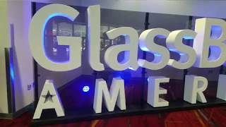 GlassBuild 2018 IGE Glass Technologie Pavilion Tour