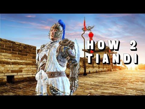 For Honor - Basic Tiandi Guide