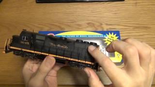 外国型鉄道模型のご紹介(EMD GP35 RIO GRANDE アサーン製)