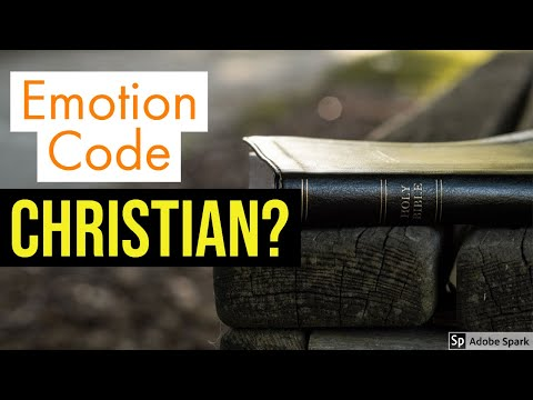 Is The Emotion Code Christian?