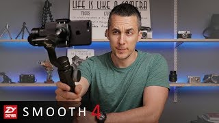 ZHIYUN Smooth 4 | Step Up Your Mobile Videography Game!