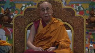 Далай-лама. Учения для буддистов России ― 2016. День 3