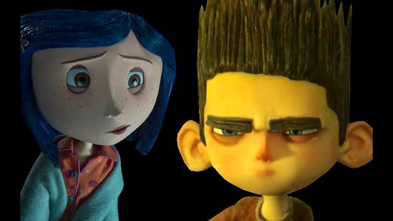 Norman and Coraline (My heart will go on) - YouTube