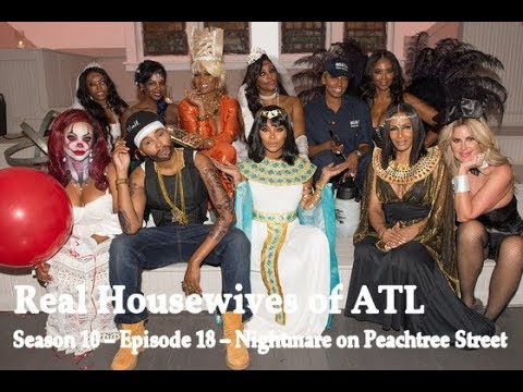 Real Housewives of ATL – Season 10 – Episode 18 – Nightmare on Peachtree Street (RECAP)