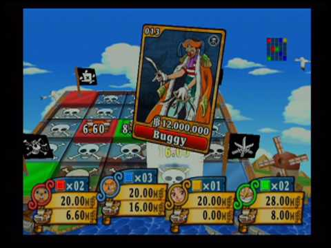 Shonen Jump s One Piece  Pirate s Carnival Board Game - PlayStation ... 01dc69185247