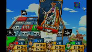 Shonen Jump's One Piece: Pirate's Carnival Board Game - PlayStation 2