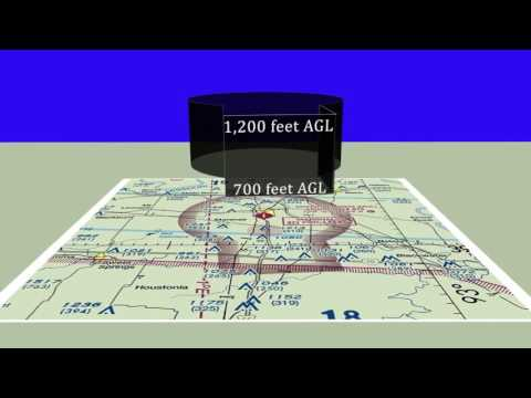 Class E and G Airspace - YouTube