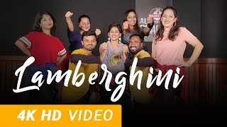 LAMBERGHINI | Dance Fitness Choreography by Vijaya Tupurani | The Doorbeen Ft. Ragini