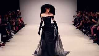 Dianna DiNoble Starkers Corsetry 2015 Bridal Formal Line at Fashion Art Toronto