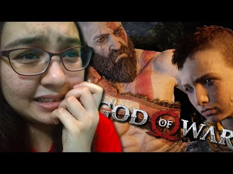 HEARING VOICES - Let's Play: God of War (2018) PS4 Walkthrough Gameplay Part 5 (God of War 4)