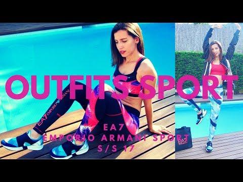 OUTFITS con ropa DEPORTIVA · Outlet de EA7 - Emporio Armani Sport