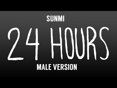 [MALE VERSION] Sunmi - 24 Hours