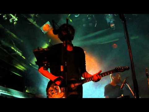 Apparat, SONG OF LOS, live @Flex, Vienna 08 2011