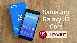Galaxy J2 Core unboxing and quick review