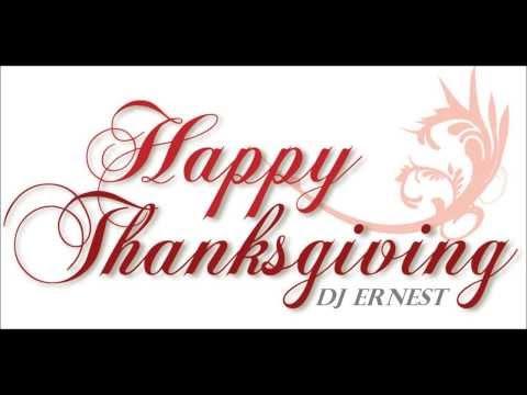 Happy Thanksgiving Mix 2013!