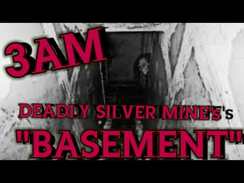 WHAT Ever You Do, DON'T go in the BASEMENT!?!
