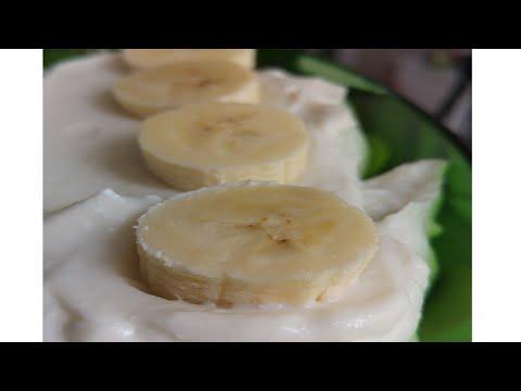 Sağlıklı Lor Peyniri Tatlısı - Sütlü Pratik Ucuz Tatlı Tarifi