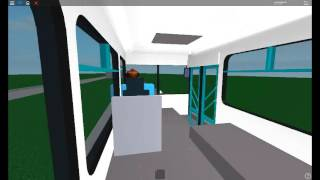 ROBLOX Bus EXCLUSIVE: Ride on the DTA Transmunicipal BRT