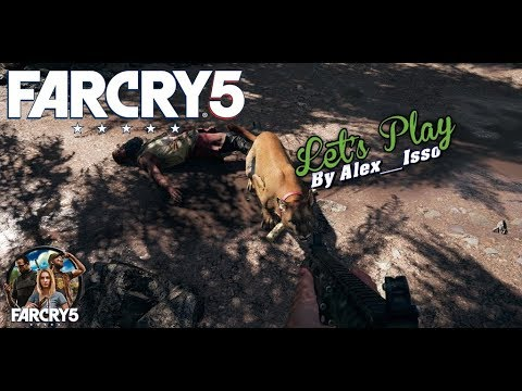 Let´s Play - Far Cry 5 - #015 - Peaches unser neuer Begleiter 🤗 HD✔