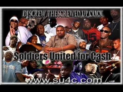 Dj Dmd feat. Mike D, Fat Pat & Lil keke - So Real remix (Slow'ed & Chopp'ed)