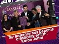 My fraternity has become artistically selfish: Karan Johar - ANI #News