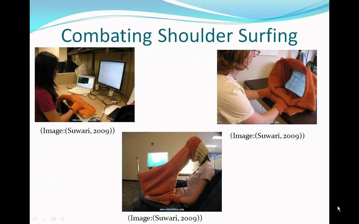 Shoulder Surfing by Vi...