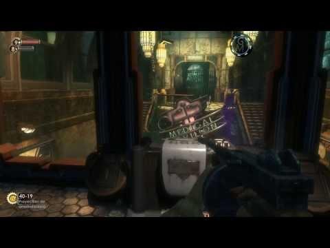 """Guía Básica de Bioshock I: Parte 1 """"Introducción a Bioshock + Consejos Básicos y Elementales"""""""