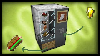 Video Minecraft: How to make a working vending machine download MP3, 3GP, MP4, WEBM, AVI, FLV Desember 2017