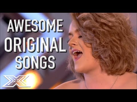 The Best ORIGINAL SONGS On X Factor! | X Factor Global