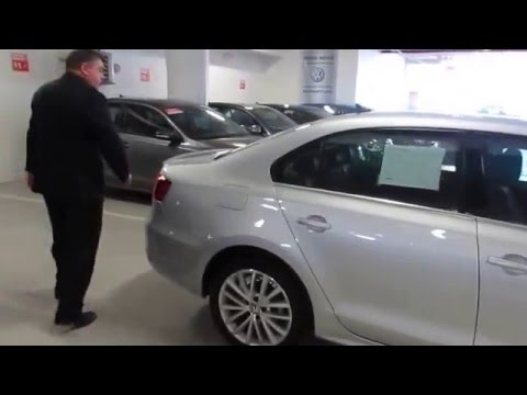2013 VW Jetta SEL 2.5L walk around video with Claus