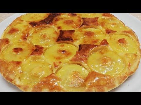 gÂteau-aux-pommes-fondantes-cuit-a-la-poÊle-trop-facile-#sauvonlespetitscommerçants