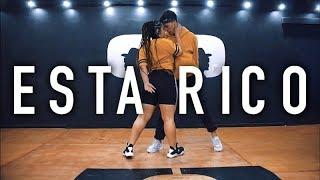 EstÁ Rico - Marc Anthony Ft. Bad Bunny & Will Smith  Choreography By Fran Madariaga