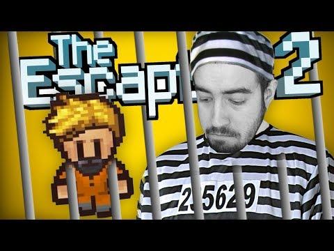 VAMOS FUGIR DA PRISÃO!!! PRISON BREAK VOLTOU?! | The Escapists 2 (NOVO)