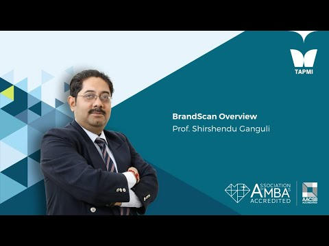 BrandScan Overview - Prof. Shirshendu Ganguli