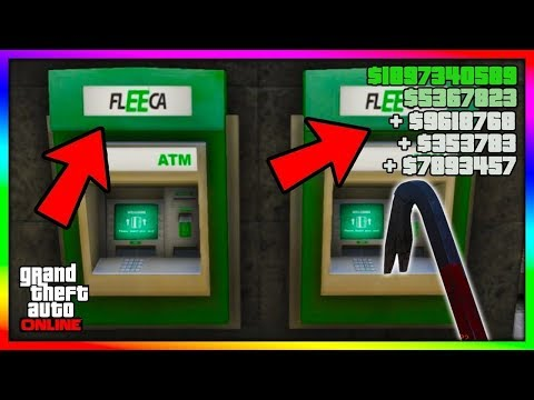 How To Make $11,000,000,000,000 In 4 Minutes FREE? (GTA 5 Money) 1.40