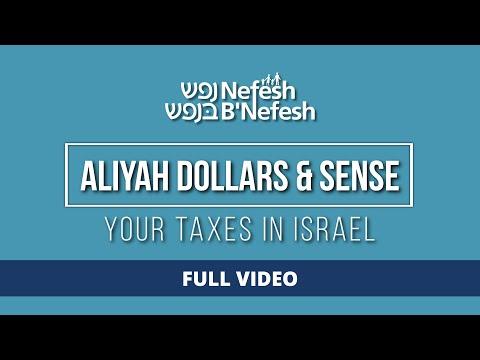 FULL VIDEO: Your Taxes In Israel | Nefesh B'Nefesh