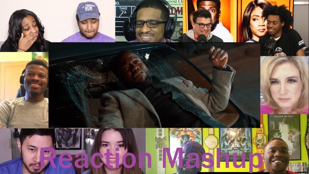 Night School   Official Trailer REACTION MASHUP