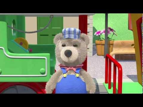 Little Charley Bear - Choo Choo Charley