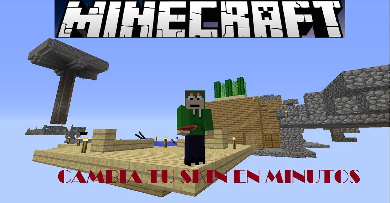 Poner Skin A Minecraft No Premium Versión Y Facil Y - Descargar skin para minecraft 1 8 8 gratis