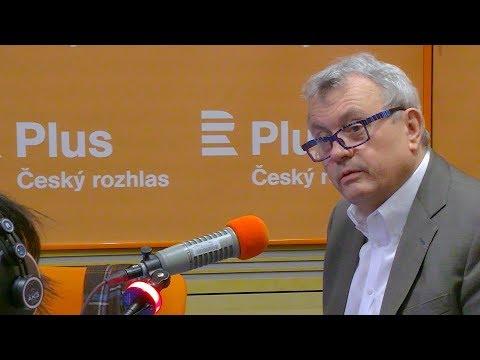 Vladimír Dlouhý: Byl jsem v KSČ, dneska už mě to neštve