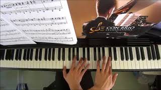 LCM Piano 2018-2020 Grade 4 List C3 Prokofiev March Op.65 No.10 by Alan