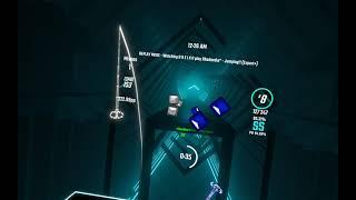 Beat Saber   Rhodanthe* - Jumping!! [Exper+] FC   94.99% 221.95pp