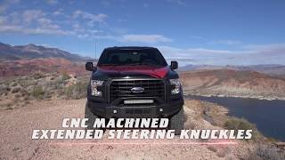 2015+ Ford F-150 Rancho suspension system overview