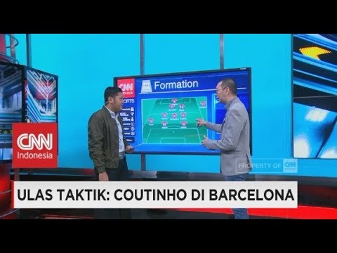 Ulas Taktik: Pindah dari Liverpool, Bagaimana Coutinho di Barcelona