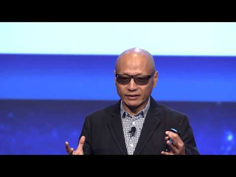 MEF16 Keynote – Nan Chen, President, MEF - Third Network Vision Progress Report
