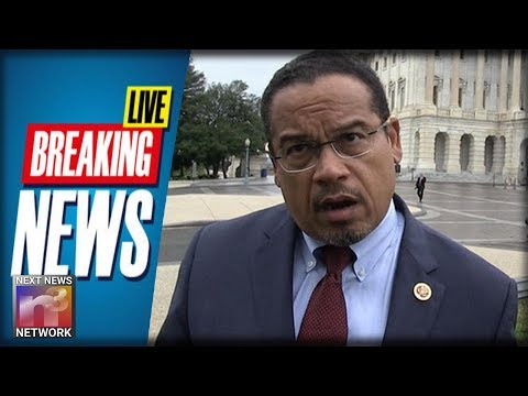 BREAKING: He's DONE! Keith Ellison Makes CRITICAL ERROR With What He Just Defended On Stage