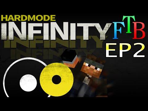 Blasted Steel   FTB Infinity Evolved   Ep.2