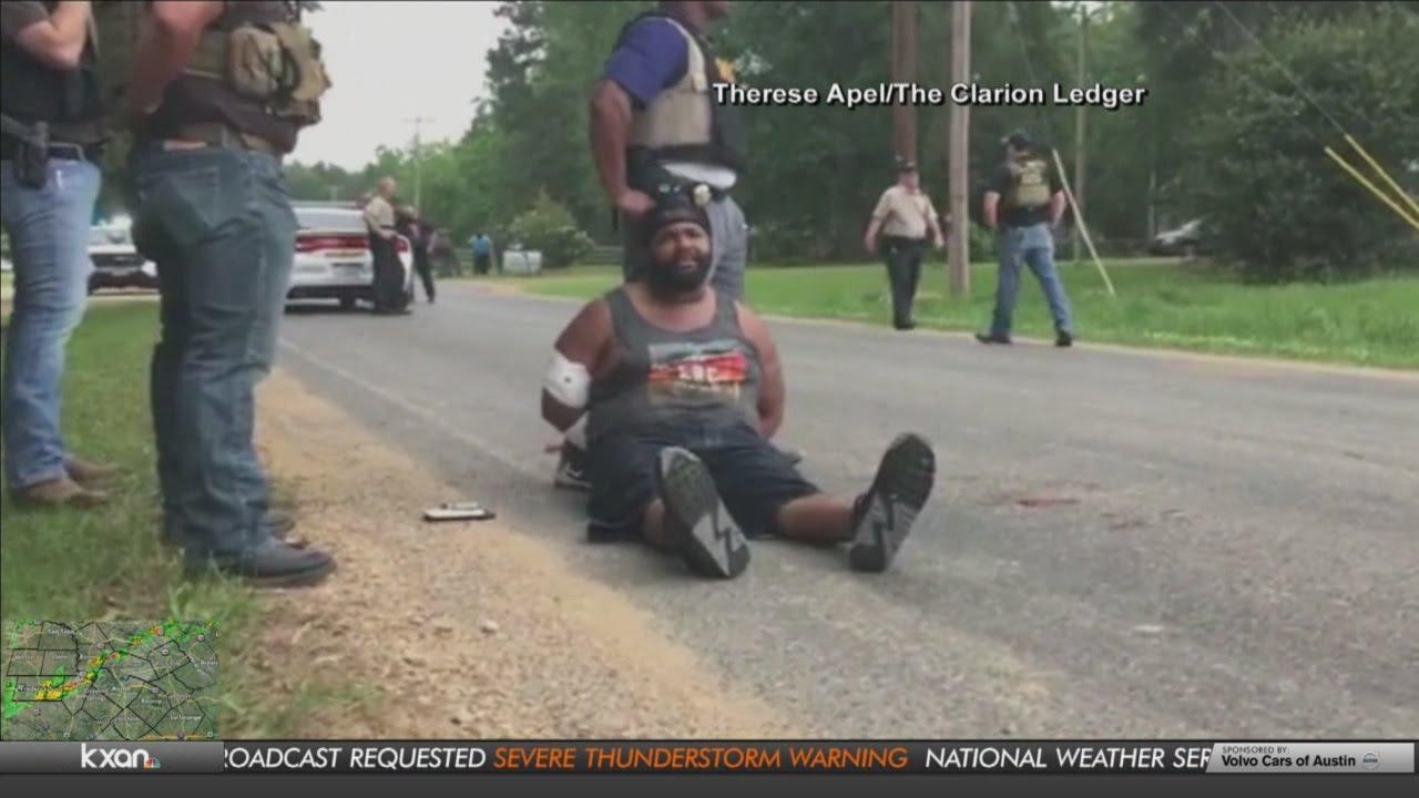 'I ain't fit to live': Police say Mississippi gunman kills 8