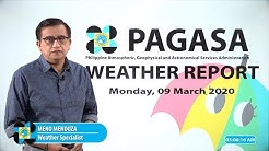 Public Weather Forecast Issued at 4:00 AM March 9, 2020